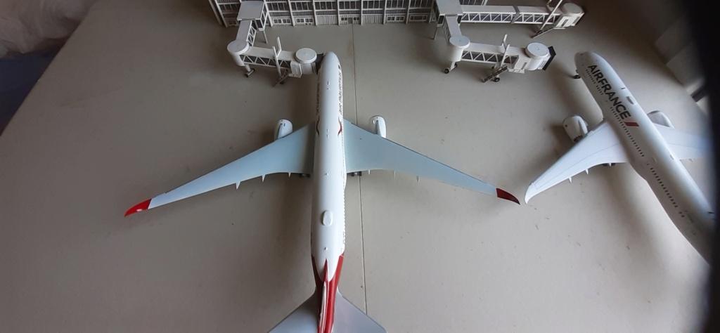 Réalisation de la maquette 1/144 d' un aéroport international (scratch) - Page 17 20200100