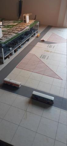 Réalisation de la maquette 1/144 d' un aéroport international (scratch) - Page 18 20200172
