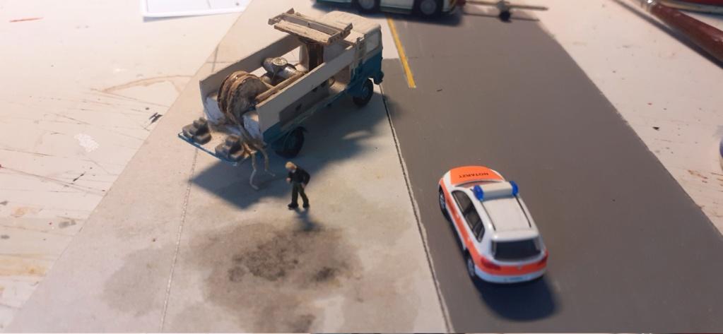 Réalisation de la maquette 1/144 d' un aéroport international (scratch) - Page 18 20200176