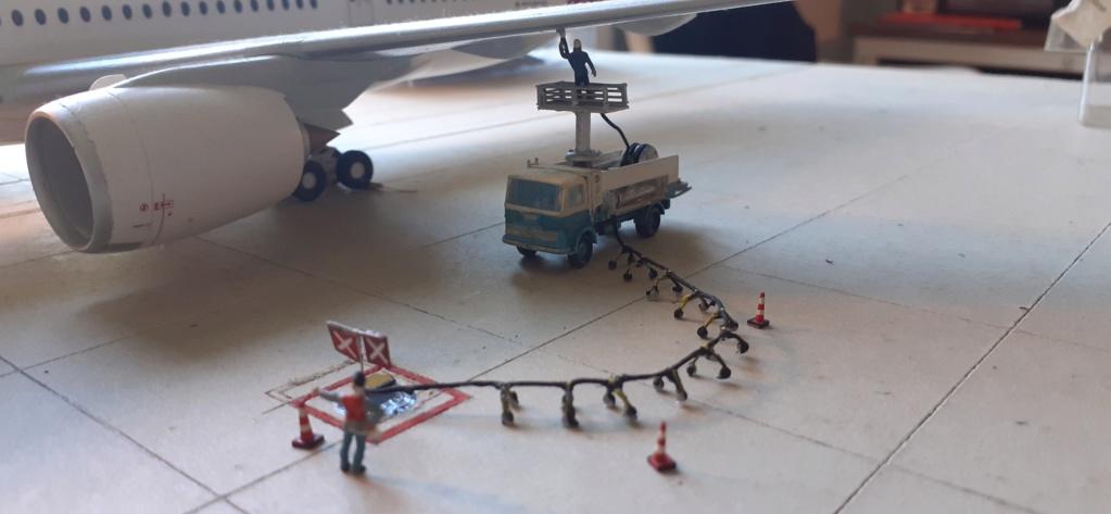 Réalisation de la maquette 1/144 d' un aéroport international (scratch) - Page 18 20200257