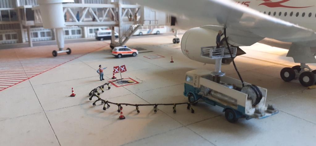Réalisation de la maquette 1/144 d' un aéroport international (scratch) - Page 18 20200258