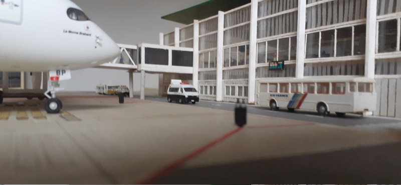 Réalisation de la maquette 1/144 d' un aéroport international (scratch) - Page 18 20200305