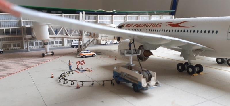 Réalisation de la maquette 1/144 d' un aéroport international (scratch) - Page 18 20200307
