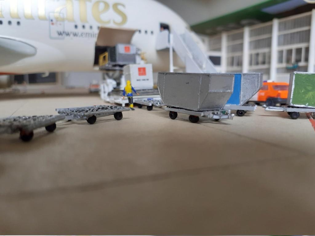 Réalisation de la maquette 1/144 d' un aéroport international (scratch) - Page 19 20200351