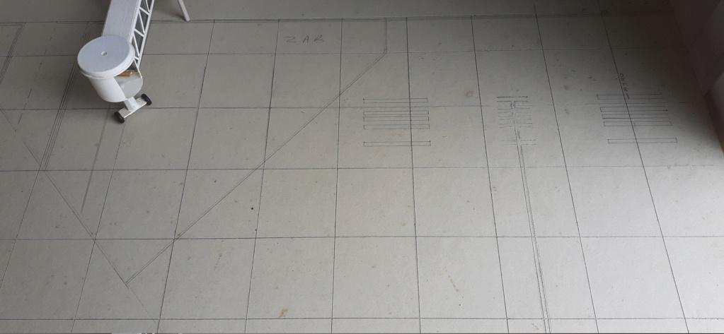 Réalisation de la maquette 1/144 d' un aéroport international (scratch) - Page 17 20200650