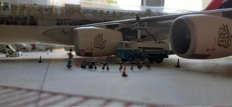 Réalisation de la maquette 1/144 d' un aéroport international (scratch) - Page 18 20200821