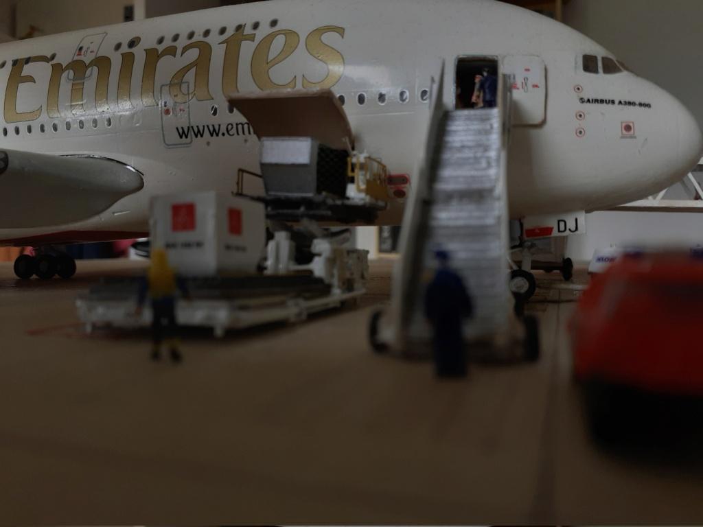 Réalisation de la maquette 1/144 d' un aéroport international (scratch) - Page 19 20200856