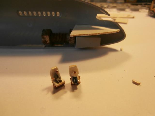 BOEING 787-800 ANA  / ZVEZDA/ 1:144 P7020012