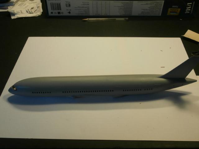 BOEING 787-800 ANA  / ZVEZDA/ 1:144 P7020014