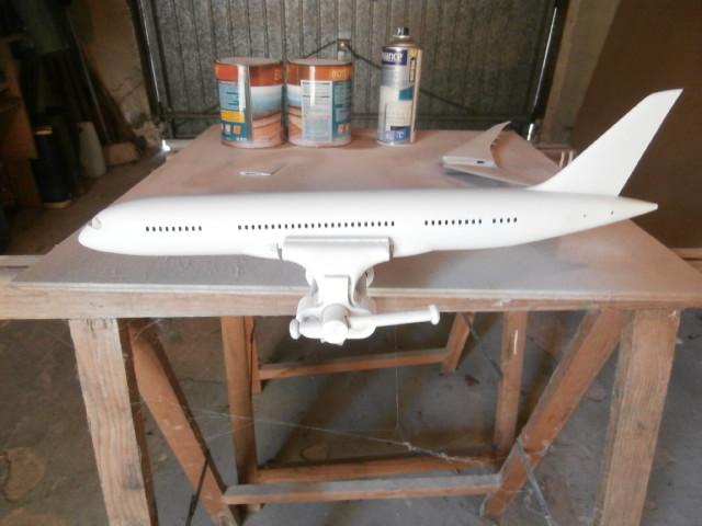 BOEING 787-800 ANA  / ZVEZDA/ 1:144 P7070014