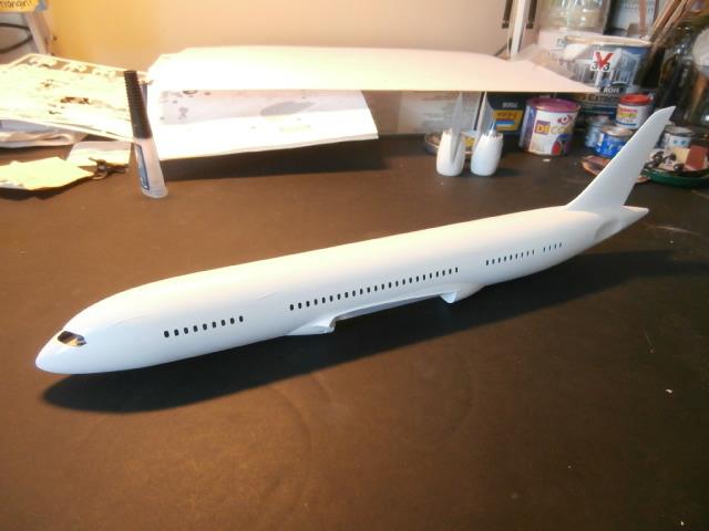 BOEING 787-800 ANA  / ZVEZDA/ 1:144 P7090014