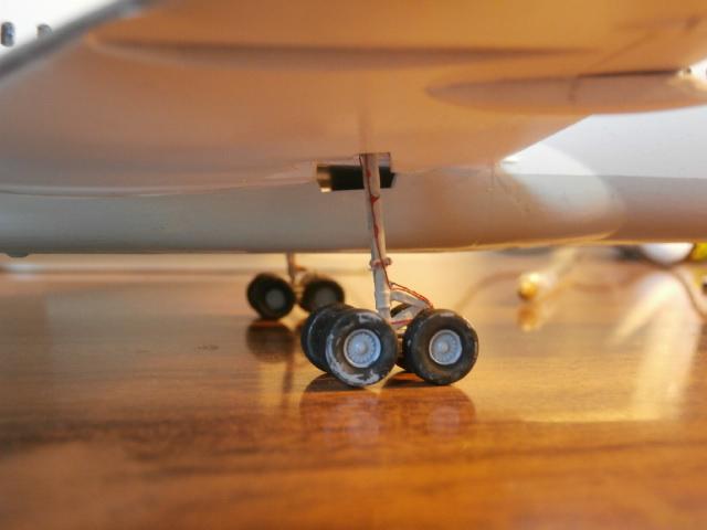 BOEING 787-800 ANA  / ZVEZDA/ 1:144 P7230014