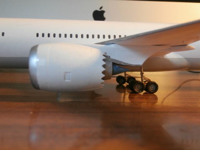 BOEING 787-800 ANA  / ZVEZDA/ 1:144 P7230017