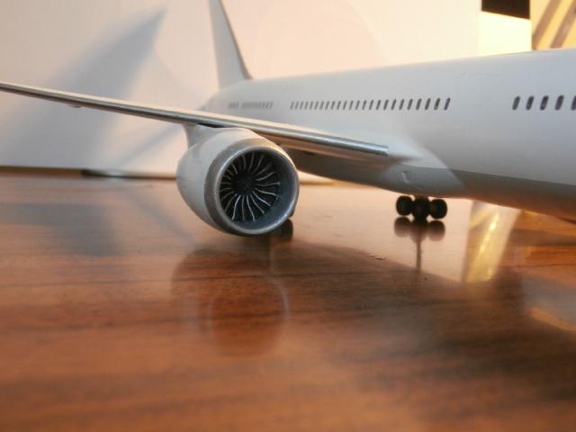 BOEING 787-800 ANA  / ZVEZDA/ 1:144 P7230018