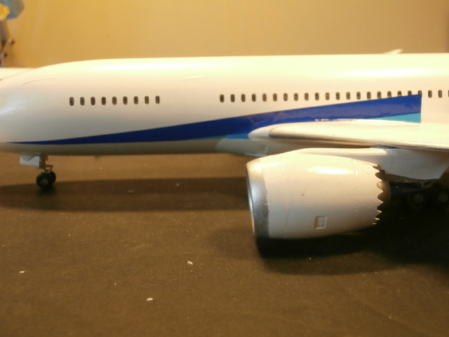 BOEING 787-800 ANA  / ZVEZDA/ 1:144 P7290010