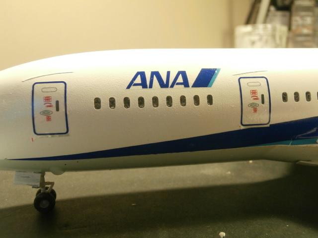 BOEING 787-800 ANA  / ZVEZDA/ 1:144 P7290011