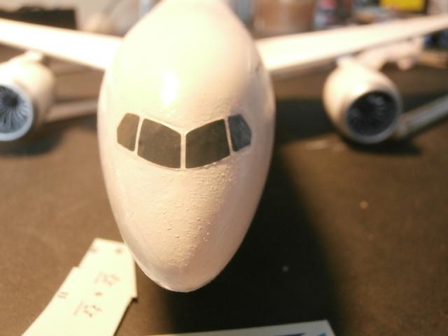BOEING 787-800 ANA  / ZVEZDA/ 1:144 P7310010