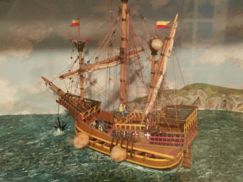 Dio : Brochette de dioramas (échelles variées) par Mille sabords P8300811