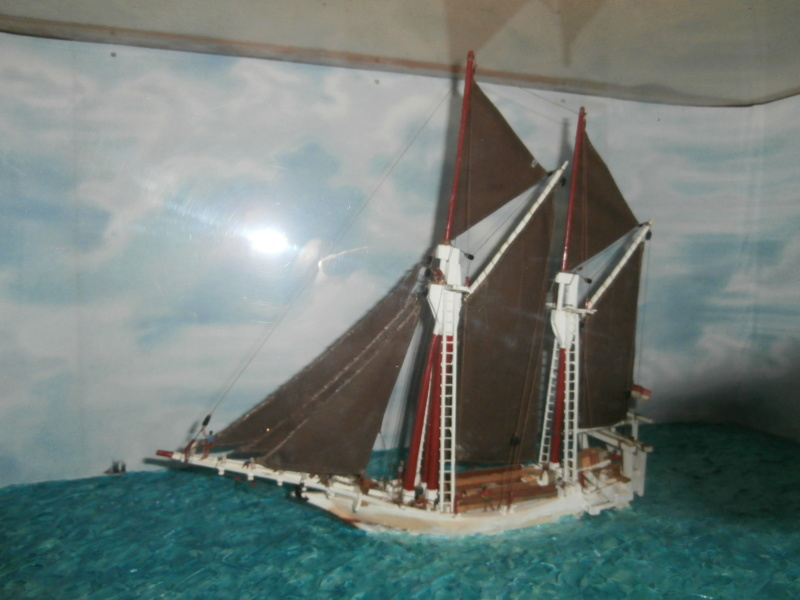 Dio : Brochette de dioramas (échelles variées) par Mille sabords P8301010