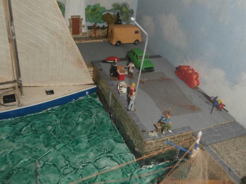 Dio : Brochette de dioramas (échelles variées) par Mille sabords P8301116