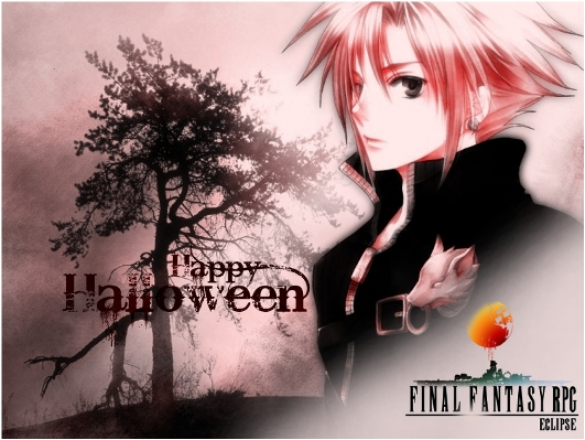Das Final Fantasy Eclipse wünscht Happy Halloween! Happyh13