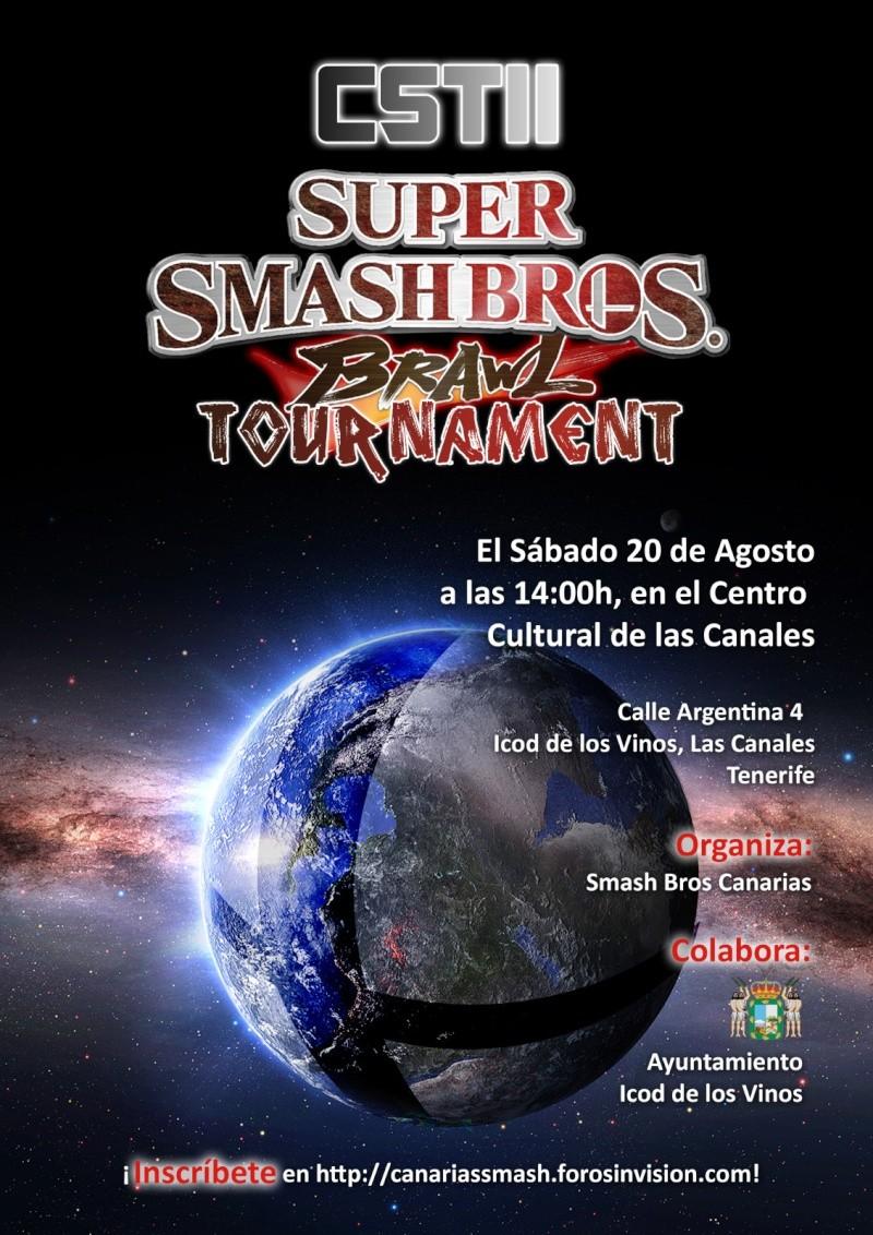 [Torneo] CSTII: 2º Regional de Canarias  (Brawl) 1º Regional (Melee) Cartel10