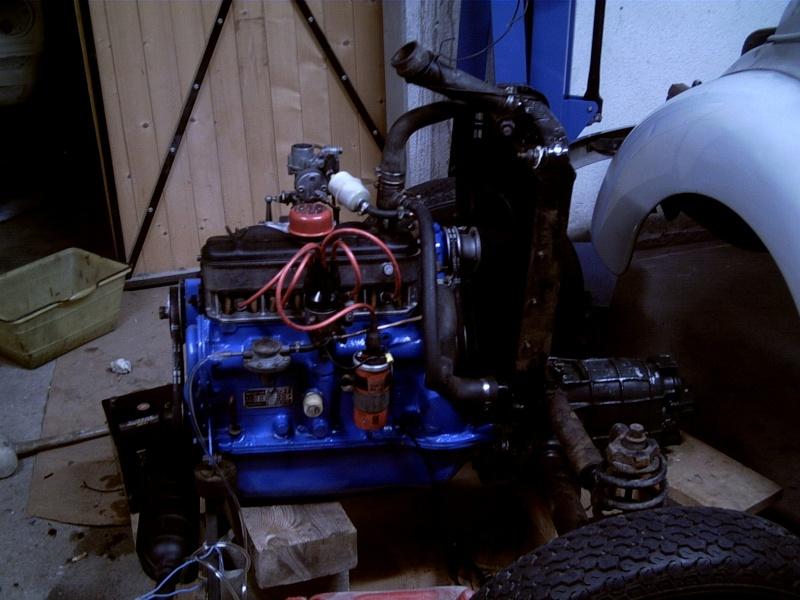 Notre restauration de mon GTV par  Paolo et père... - Page 6 Icam0010