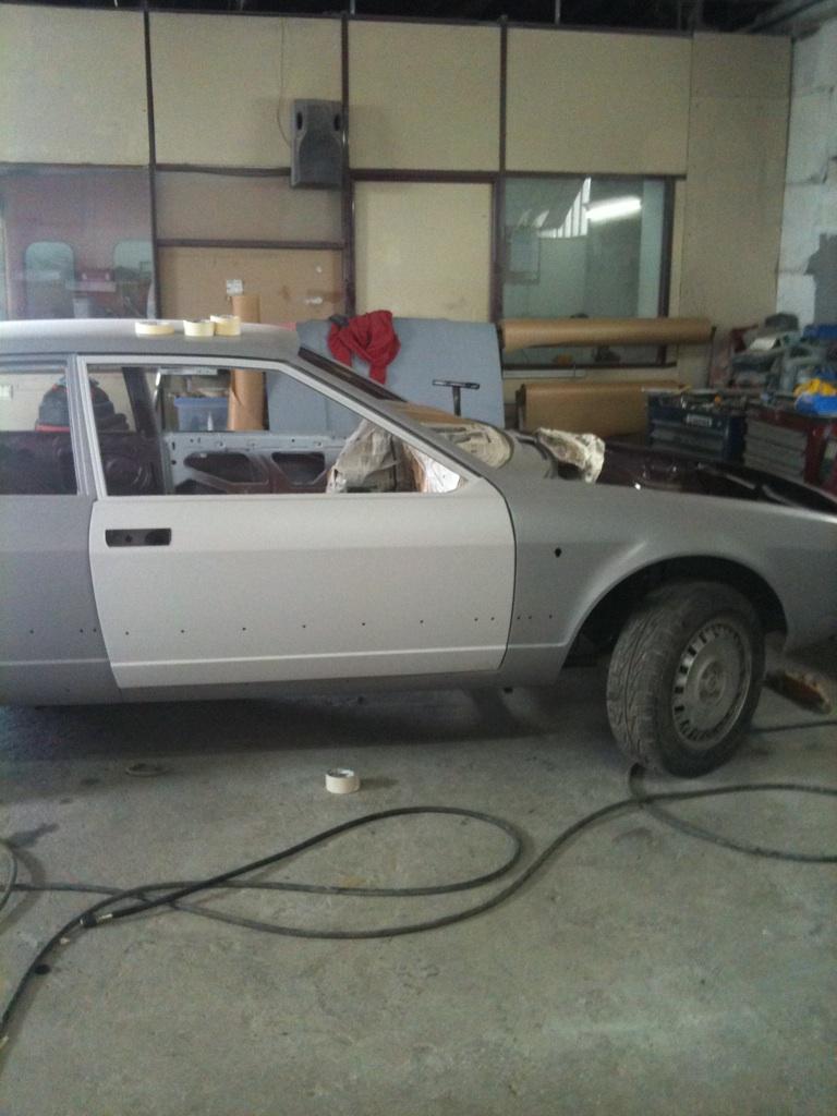 Notre restauration de mon GTV par  Paolo et père... - Page 2 Img_1011