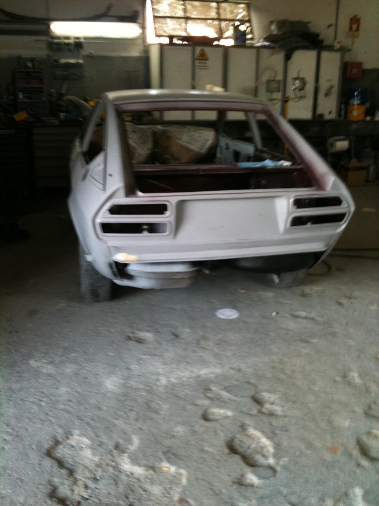 Notre restauration de mon GTV par  Paolo et père... - Page 2 Img_1012