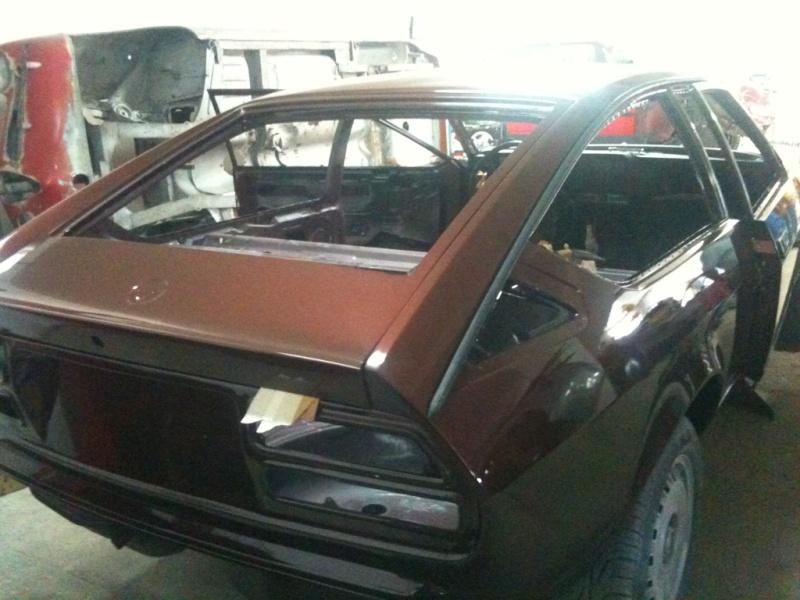 Notre restauration de mon GTV par  Paolo et père... - Page 3 Img_1013