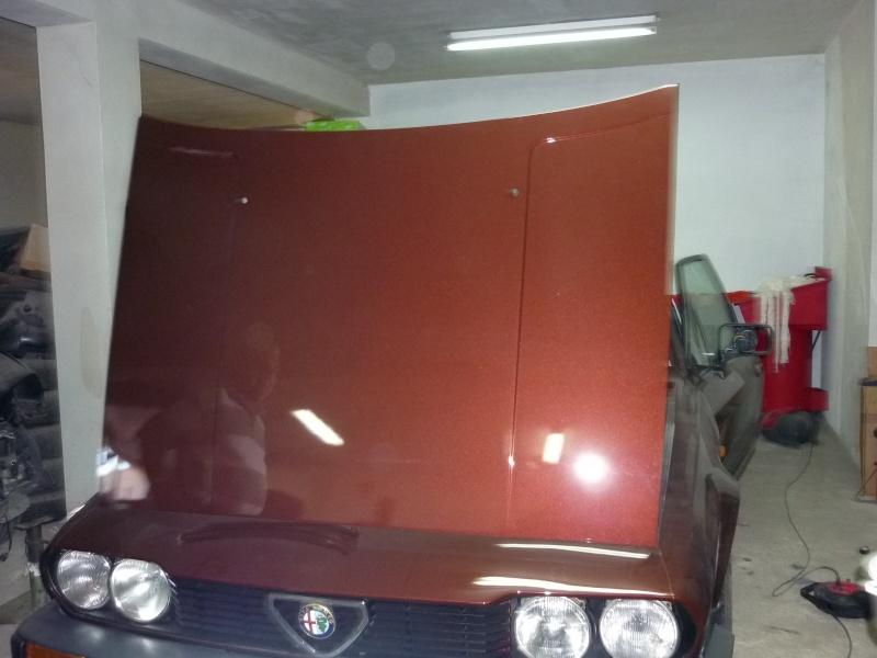 Notre restauration de mon GTV par  Paolo et père... - Page 3 P1020113