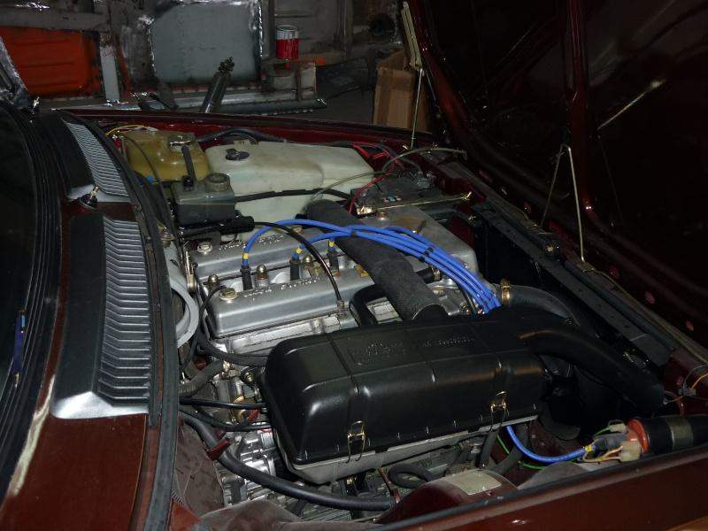 Notre restauration de mon GTV par  Paolo et père... - Page 3 P1020120