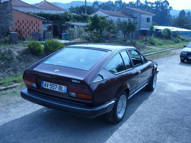Notre restauration de mon GTV par  Paolo et père... - Page 3 P1020121
