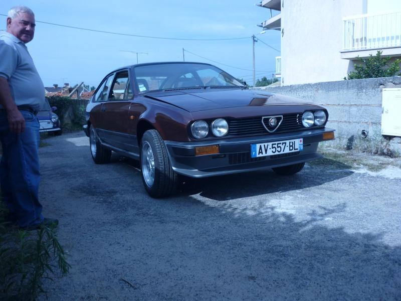 Notre restauration de mon GTV par  Paolo et père... - Page 3 P1020122