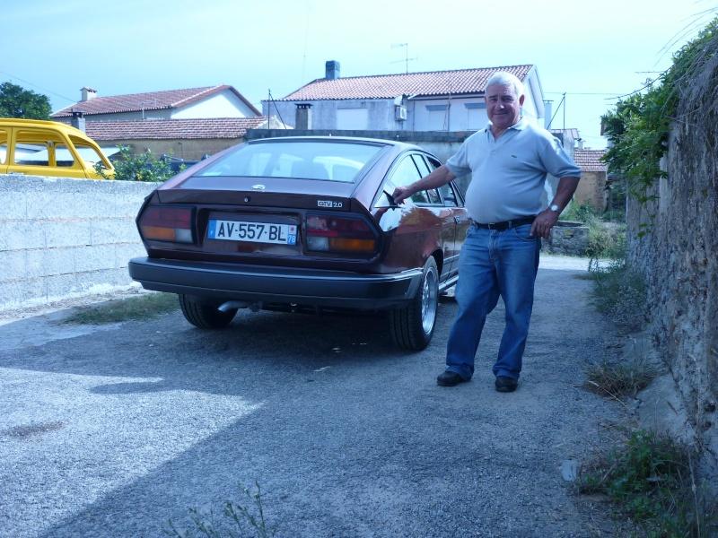 Notre restauration de mon GTV par  Paolo et père... - Page 3 P1020123