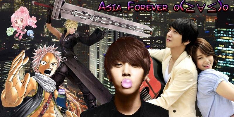 Asia Forever