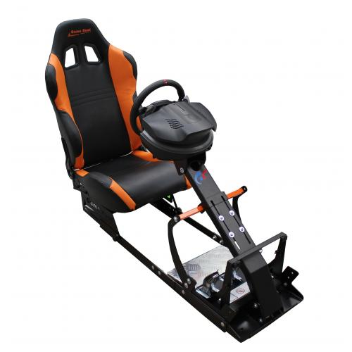 Notice de montage Game Seat Thrustmaster T500RS  Gs-t5012