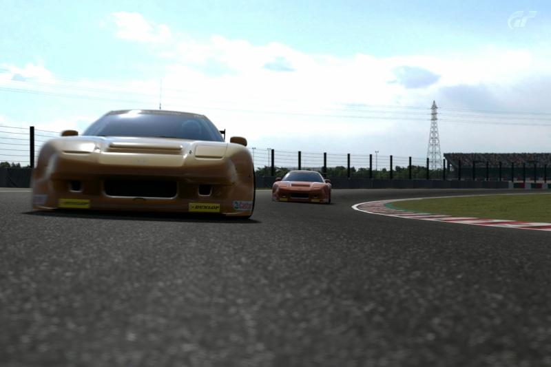 Rencontre GTracing GT5 Suzuka10