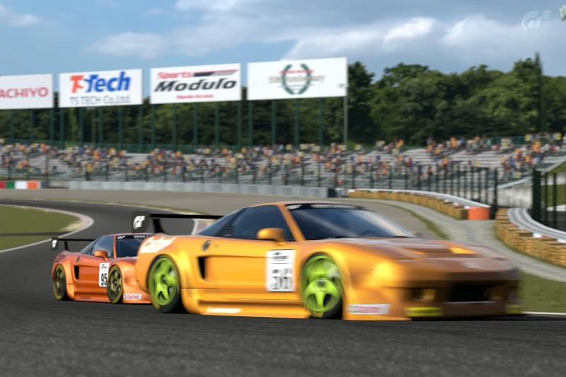 Rencontre GTracing GT5 Suzuka12