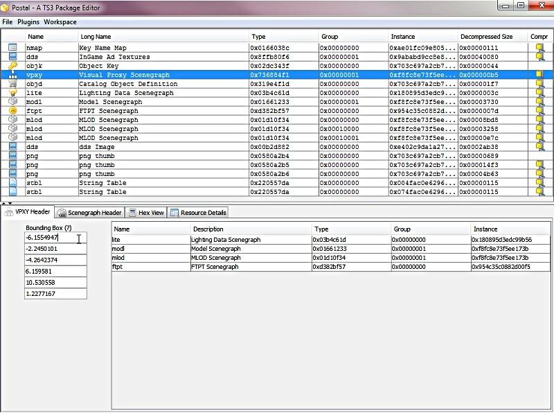 [Fiche] Comparatif des outils de clonage d'objets Sims 3  P1 Pe0610