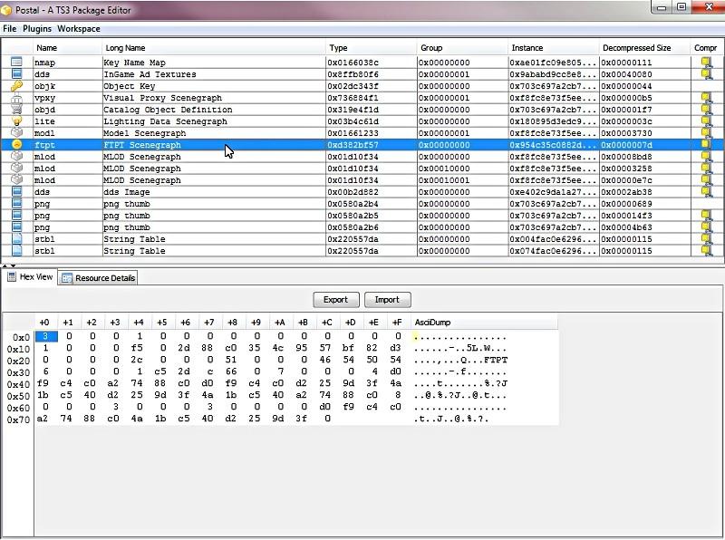 [Fiche] Comparatif des outils de clonage d'objets Sims 3  P1 Pe0710