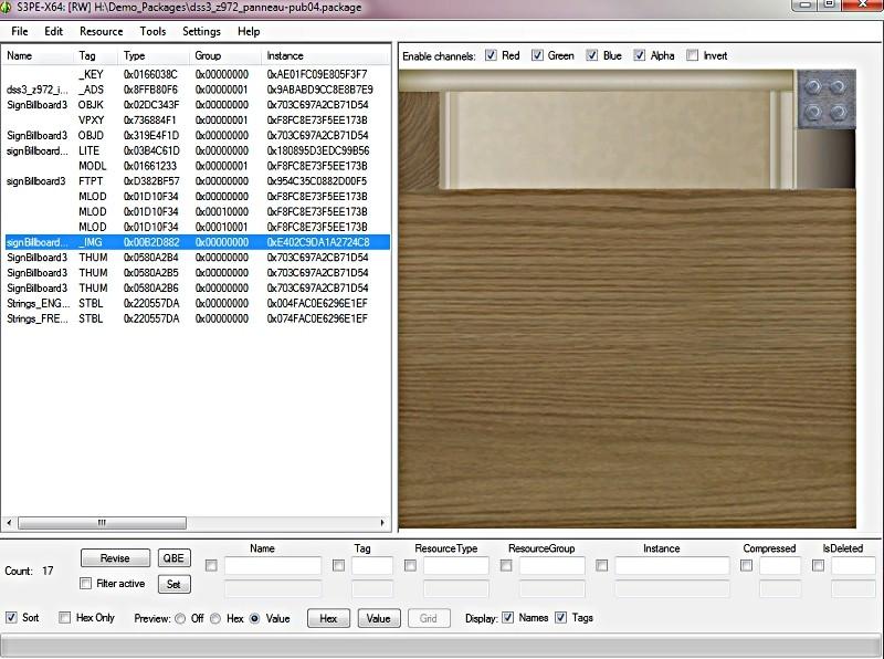 [Fiche] Comparatif des outils de clonage d'objets Sims 3  P1 S3ocs315