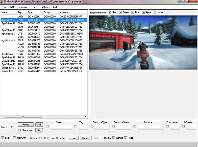 [Fiche] Comparatif des outils de clonage d'objets Sims 3  P1 S3ocs316