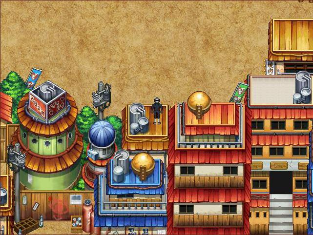 Naruto Shinobi no Densetsu Online Image11