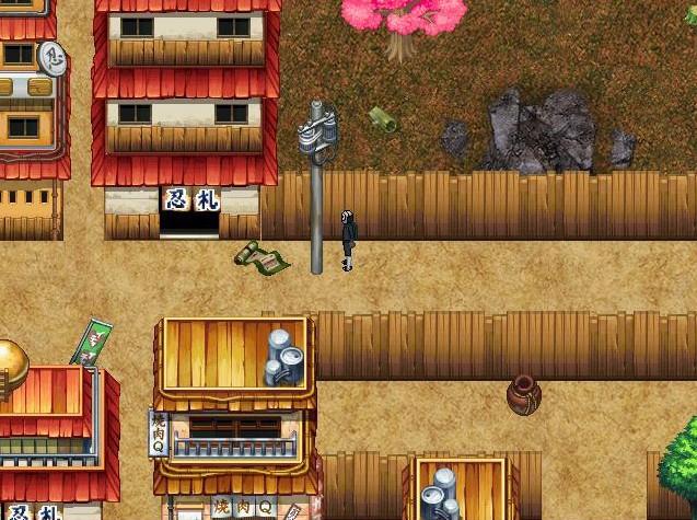 Naruto Shinobi no Densetsu Online Image12