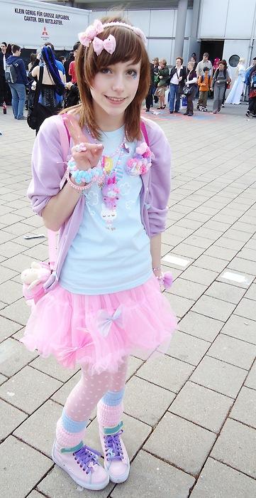 Lifestyle Spank! - Fairy Kei Thebes10
