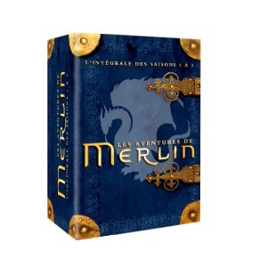 [Merlin] DVD, Soundtrack et produits dérivés - Page 2 51fkep10