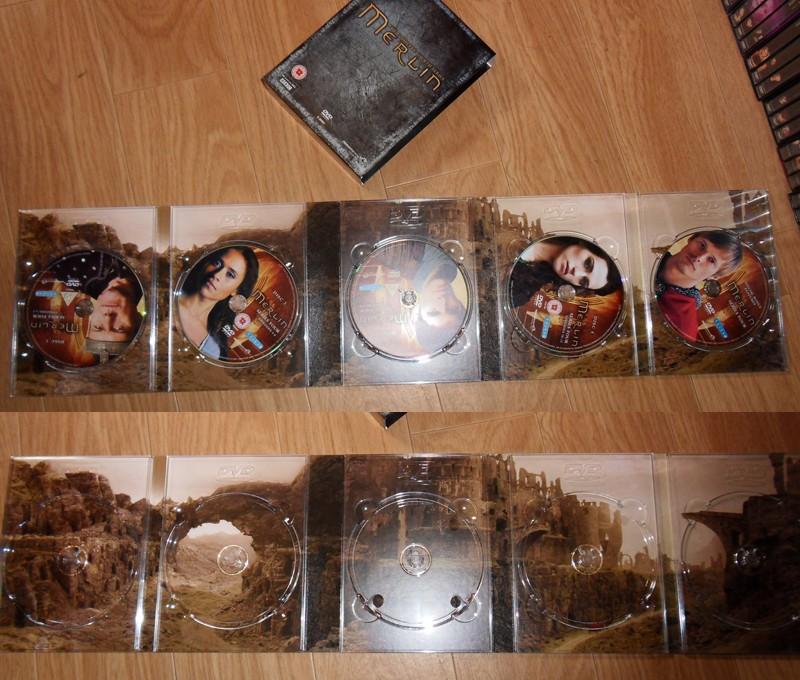 [Merlin] DVD, Soundtrack et produits dérivés - Page 2 Merlin17