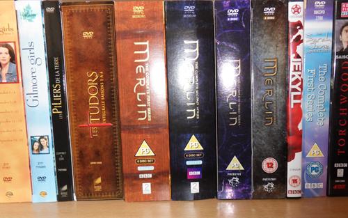 [Merlin] DVD, Soundtrack et produits dérivés - Page 2 Merlin20