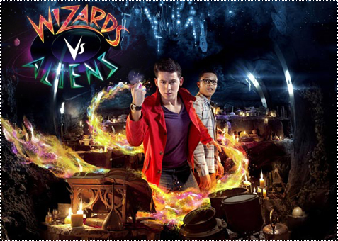 Wizards vs Aliens Wizard10